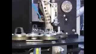 Gabbiettatrice automatica Rekord 20000 - Automatic wirehooder Rekord 20000