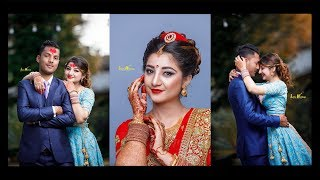 Sulav Weds Kalpana.  OUR WEDDING HIGHLIGHT! (Nepali Wedding Highlights)