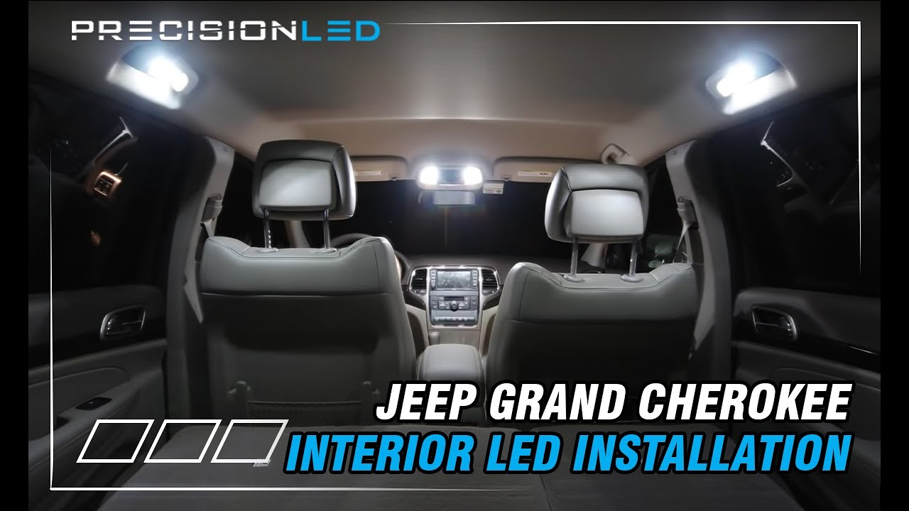 Jeep Grand Cherokee/Dodge Durango LED Install - 2010 ...