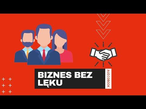 Biznes Bez Lęku (audiobook, 25') - Bernard Fruga
