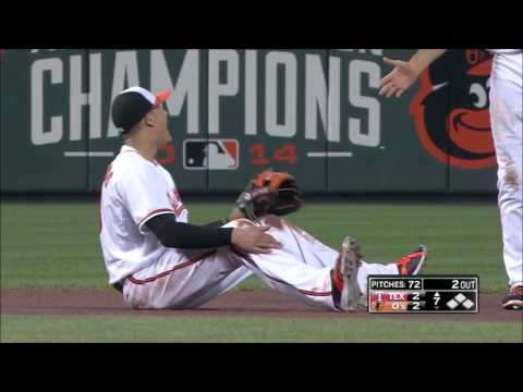 Manny Machado 2015 Highlights