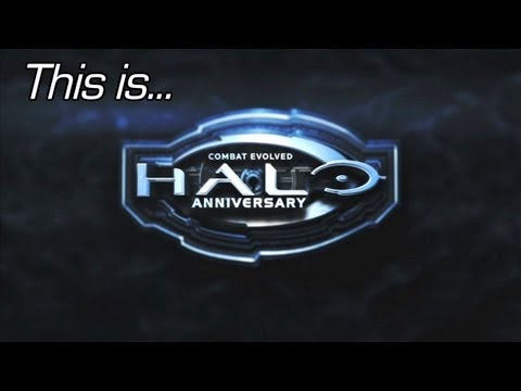 This is... Halo CE: Anniversary