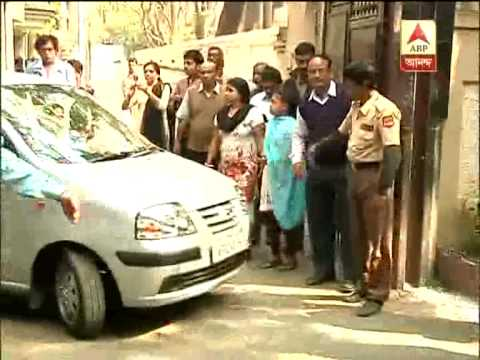 Last journey of legendary actress Suchitra Sen