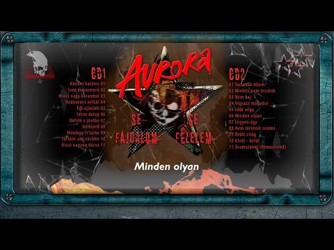 Aurora - Minden Olyan (Hivatalos Szöveges Video / Official Lyric Video)