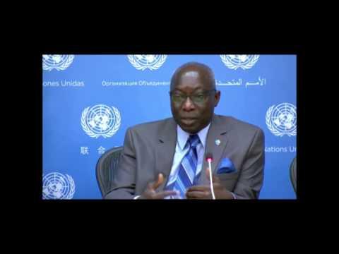 On Sri Lanka, ICP Asks UN Genocide Adviser Dieng, He Says Thousands Killed, Int'l Community Failed