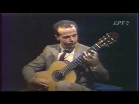 iakovos Kolanian-Danza Paraguaya-Agustin Barrios