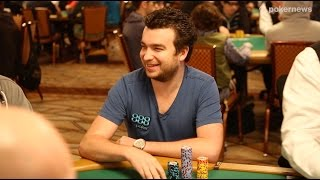 Chris Moorman Gets Googled at the Table