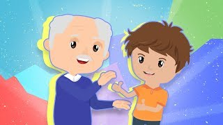 This Old Man He Played One Song | Nursery Rhymes and Kids Songs