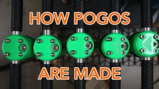 How Pogo Sticks Are Made