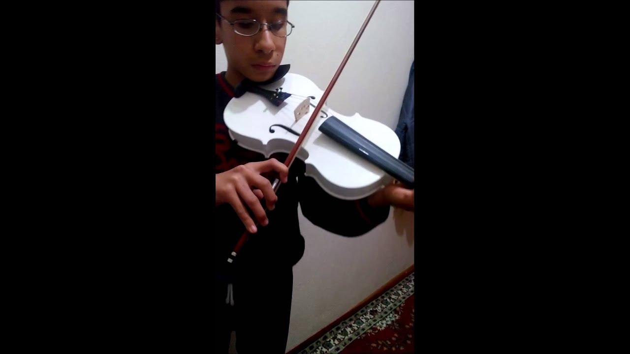 Beyaz keman 2 - YouTube