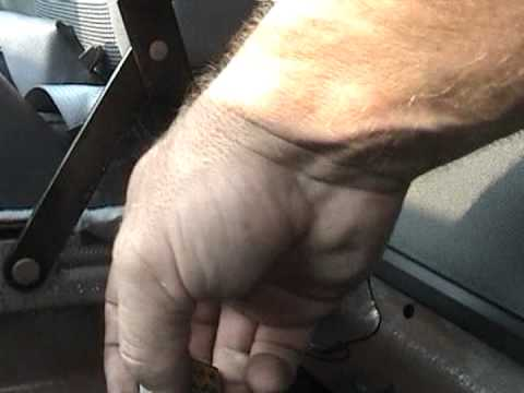 How To Remove and Install Center Console on Dodge Truck