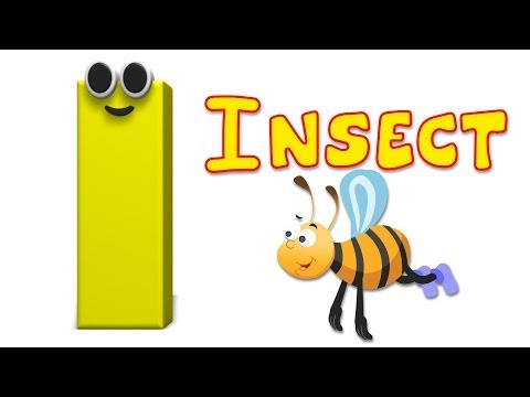 Phonics Letter- I song Kids Tv Nursery Rhymes S01EP161