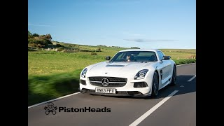 Mercedes-Benz AMG SLS Black Series: Rise & Drive | PistonHeads
