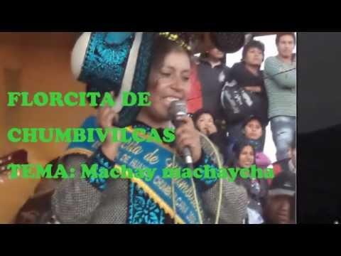Florcita de chumbivilcas (machay machaycha)