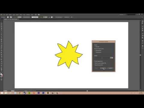 Adobe Illustrator CS6 for Beginners - Tutorial 38 - Distorting Objects