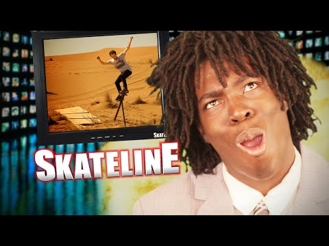 SKATELINE - Clint Walker, Jason Park B/S 360 Kickflip Blunt NBD, Greg Lutzka and more