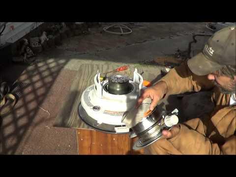 Kerosene Heater Wick Replace