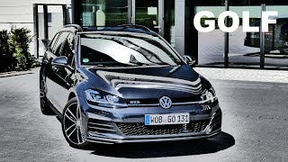 2017 VW Golf GTD Variant Review