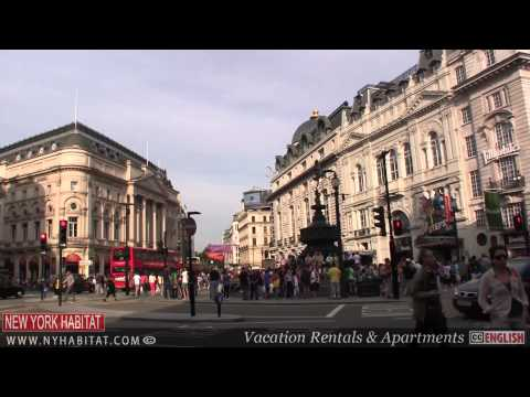 London Video Tour: The West End (Piccadilly Circus, Oxford Street, Convent Garden, Soho)