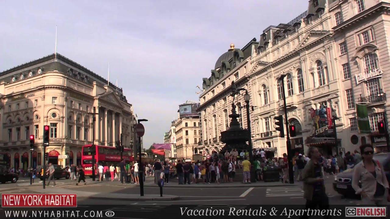 Tour Of London Soho Square
