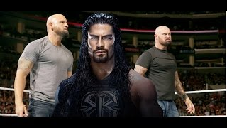 HOT WWE Backstage News On Roman Reigns Joining WWE Karl Anderson & Doc Gallows WWE Bullet Club