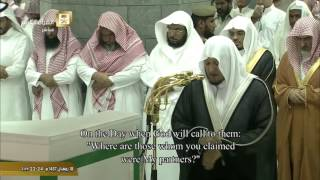 Makkah Taraweeh 2016-Last 10 rakats by ali jaber Night 19 صلاة تراويح مكة 2016 الليلة