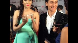 Download Film Fare Awards 2015 Red Carpet Part 5 - Tiger Shroff, Kriti Sanon 3Gp Mp4