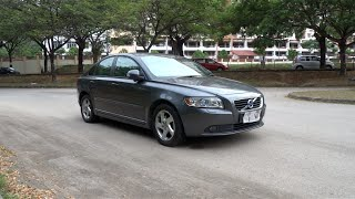 2011 Volvo S40 2.0 Start-Up and Full Vehicle Tour