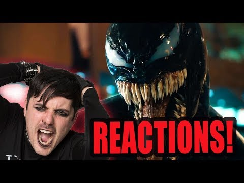 Let's Talk About the BETTER Venom Trailer!