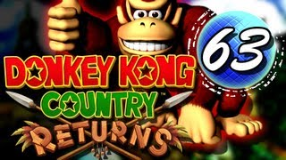 Donkey Kong Country Returns (Nintendo Wii) - Video Review Clásico