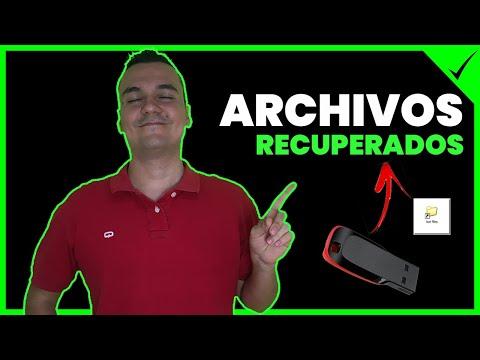 Como Recuperar Archivos Borrados por un Virus de la USB y Como Automatizarlo