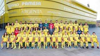 Foto oficial Femenino A Temporada 2019-2020