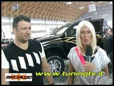 Brigitta Bulgari a spasso per My Special Car  - www.tuningtv.it