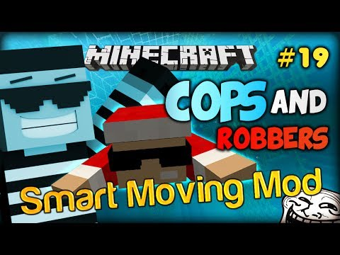 BRAND NEW: Smart Moving Mod Cops and robbers