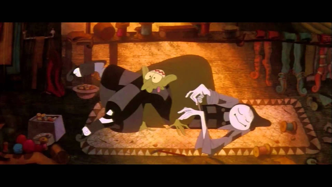 The Thief and the Cobbler Recobbled Cut Mark 4 Pt. 1 - YouTube Roger Rabbit Please Gif