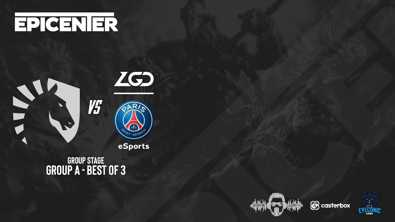 [DOTA 2 LIVE PH]  Team Liquid VS PSG.LGD|Bo5| EPICENTER XL - Main Event GRANDFINALS