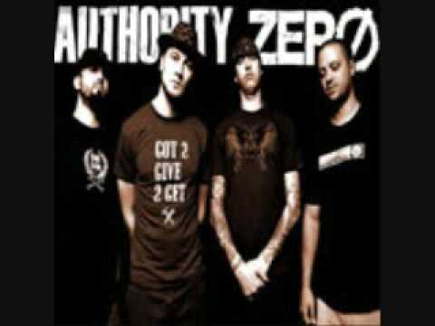 Authority Zero - Sirens