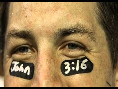 Miracle or Coincidence? Tim Tebow and the Famous John 3:16  (HD VERSION)