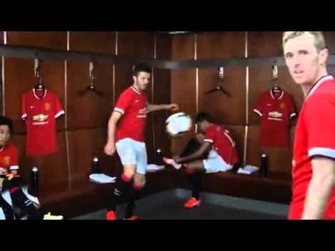 #playfor I Chevrolet FC I Chevrolet I Manchester United I MUTV #GGMU I Julsandy @joulsandy