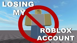 I Lost My Roblox Account... - Playonyx