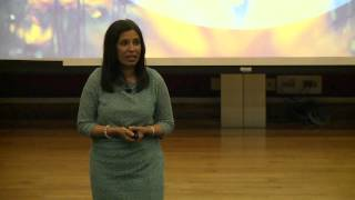 Live your best: Aparna Sachar at TEDxLingnanUniversity