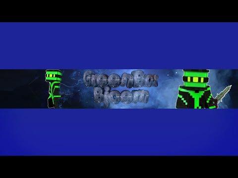 GreenBox_Bjoern Live. Zurzeit Spiele ich Minecraft PvP mit AlphaGamerHD + mein neues Microphone