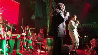 "Stephen Ragga Marley - ""Jungle Fever/Could You Be Loved"" - live at Sony Hall"