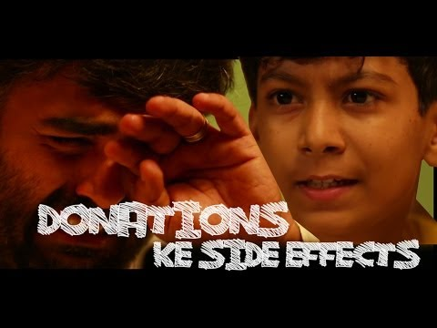 Donations Ke Side Effects video