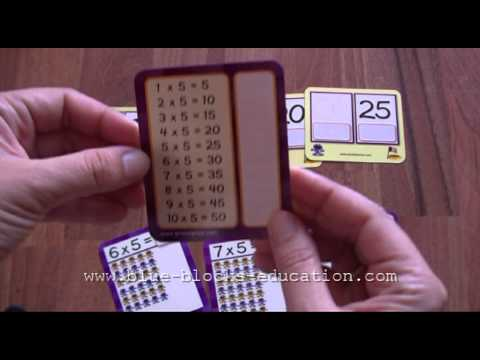 Time Table Flash Cards Printable Times Tables Flash Card Games