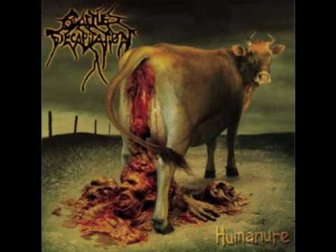 Cattle Decapitation - Cloacula_ The Anthropophabic Copromantik