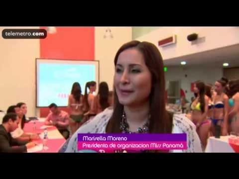Marisela Moreno habla de la importancia del Miss Panamá