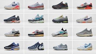 The History of the Nike Air Max