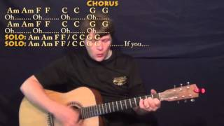 All I Want (Kodaline) Guitar Cover Lesson with Chords/Lyrics