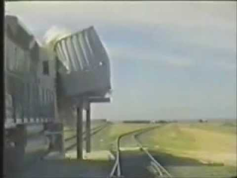 128. Train Crash Tests Compilation